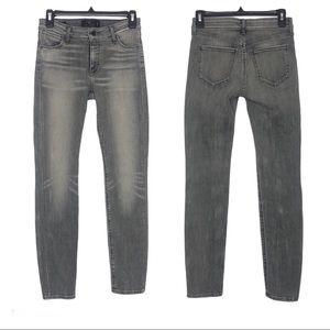 Lucky Brand Hayden Skinny Gray Jeans